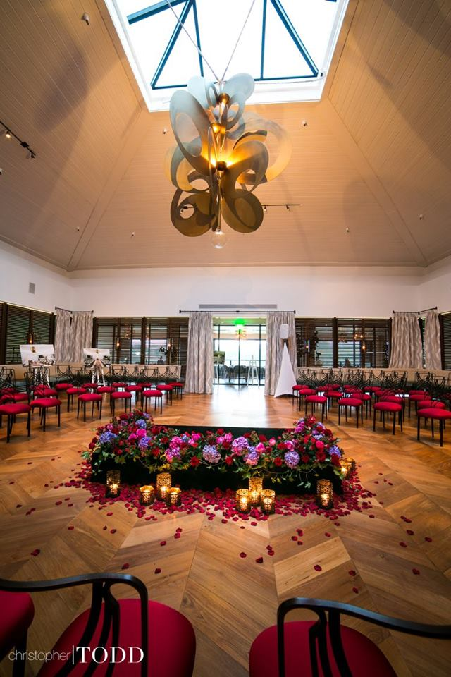 Manhattan Country Club Indoor Ceremony 2